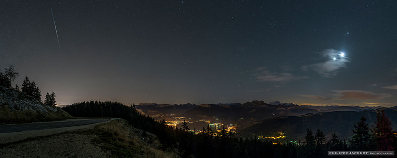The Iridium at 5:15 - Annecy Semnoz