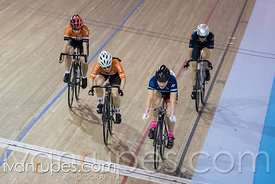 Cat 2 Women Tempo Race, 2017/2018 Track Ontario Cup #3, Mattamy National Cycling Centre, Milton On, February 11, 2018