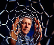 Prof. Malcom Green and nanotube