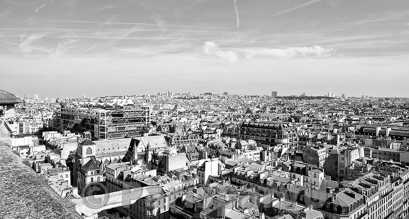 Tour Saint-Jacques Paris 1er