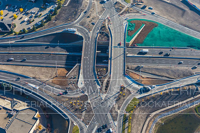 162nd Avenue at MacLeod Trail Interchange, Calgary