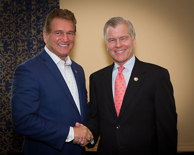 Joe Theismann-Boy Scouts Breakfast photos