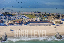 Aerial Photography Taken In and Around Poole-Sandbanks