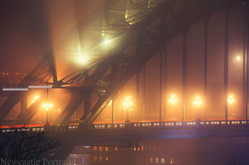 Foggy Bridge (2)