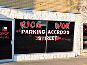 Rice Wok Express Chinese Food