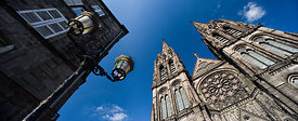 Cathedral in the sun, Clermont Ferrand