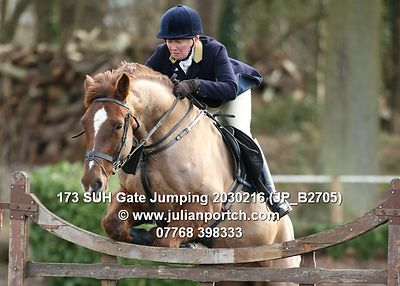 2016-02-03 SUH Gate Jumping Competition  photos