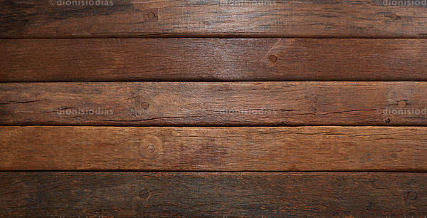 Background of rustic boards.