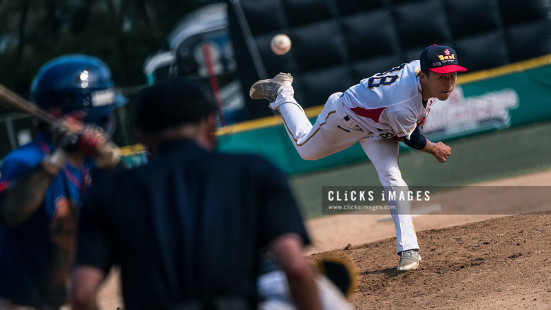 East Asia Baseball Cup 2018 photos
