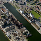 Industrial area, Randers