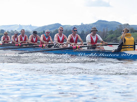 Taken during the World Masters Games - Rowing, Lake Karapiro, Cambridge, New Zealand; ©  Rob Bristow; Frame 486 - Taken on: Tuesday - 25/04/2017-  at 09:05.18