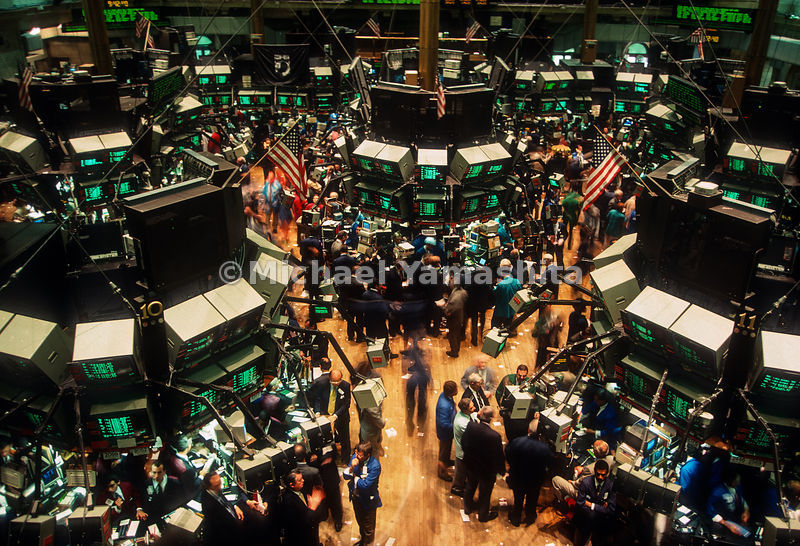 NY Stock Exchange.New York City, NY