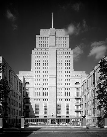 The Senate House Libraries, London