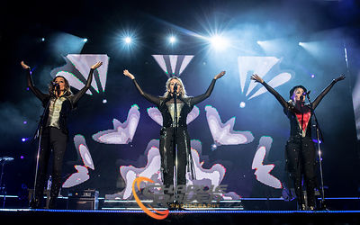 Bananarama - Bournemouth International Centre 26.11.17 photos