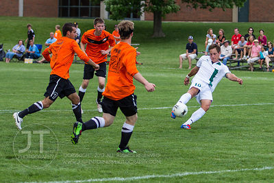 Iowa City West High vs Cedar Rapids Prairie Boys Soccer