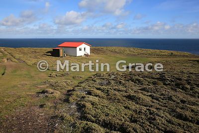 Rookery Cottage (aka Rookery Inn), Saunders Island, Falkland Islands