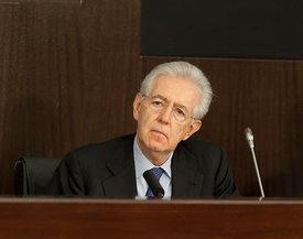 Mario Monti. End of Year Conference, 23 December 2012