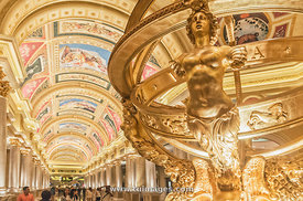 The Venetian Macao casino and hotel