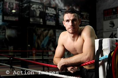 Open Gym session with Callum Smith ahead of his Muhammad Ali Trophy quarter-final bout with Erik Skoglund at the Echo Arena, Liverpool September 16.