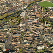 Taunton aerial photos