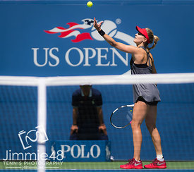 US Open 2017, New York City, United States - 30 Aug 2017