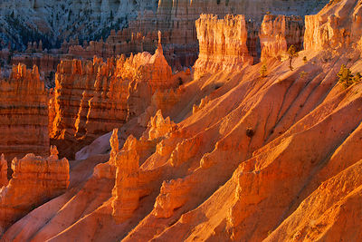 Glowing Hoodoos #3