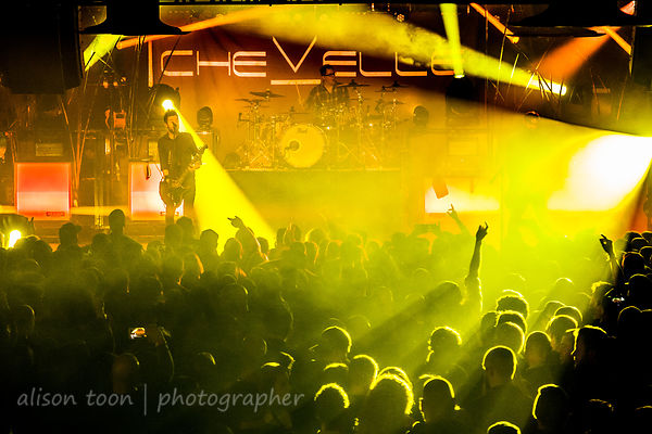 Chevelle at the Ace of Spades 2017 photos