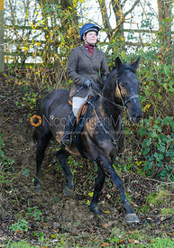 Stacey Rands - The Cottesmore Hunt at Owston 29/11