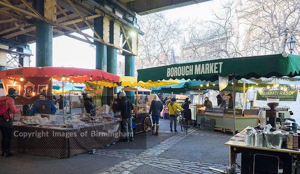 Borough Market, London, England
