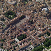 Mantova aerial photos