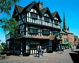 the old house hereford england