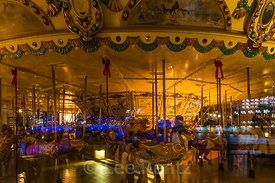 1928 Spillman Carousel in Grand Rapids