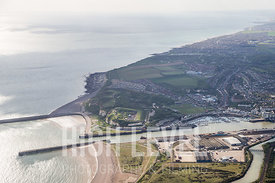 Aerial Photography Taken In and Around Newhaven
