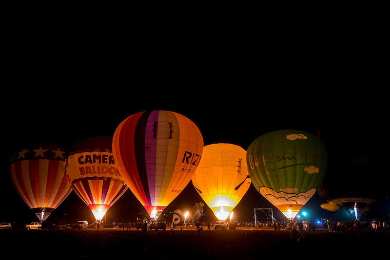 4th International Balloon Festival-israel