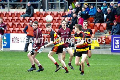 MacRory Cup | St Paul's HS v Abbey CBS | 110217 photos