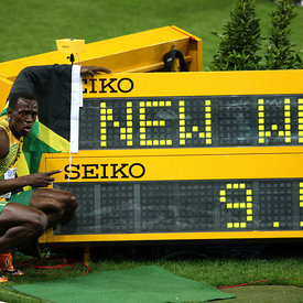 IAAF World Athletics Berlin 2009 photos