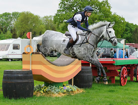 Alexander Tordoff and COOL JACK - Rockingham Castle International Horse Trials, Saturday 21st May 2016