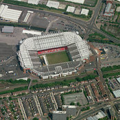 Trafford aerial photos
