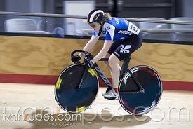 Junior Women Sprint Qualification. 2016/2017 Track O-Cup #3/Eastern Track Challenge, Mattamy National Cycling Centre, Milton, On, February 11, 2017