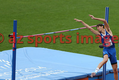 High Jump. Antonis Mastoras (GRE)