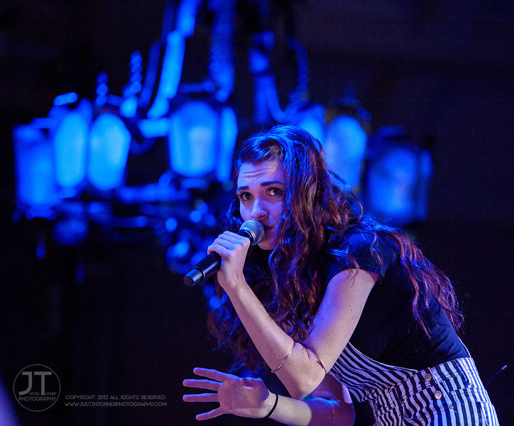 Misterwives, IMU, May 4, 2015 photos