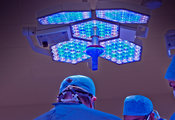 Cool surgical lighting