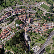 Alonsotegi aerial photos