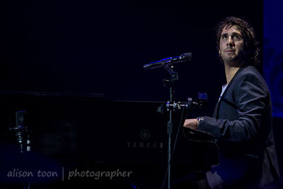 Josh Groban live In the Round, Sacramento 2013