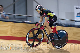 Women's Sprint Qualification. Canadian Track Championships, Mattamy National Cycling Centre, Milton, On, September 24, 2016