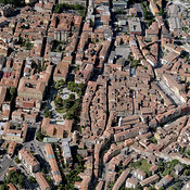 Carrara aerial photos