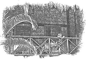 Batam_balcony_Alex_illustration_B_W