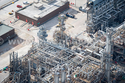 Shell's Stanlow Refinery, Ellesmere Port