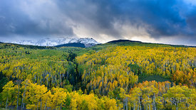 Evening Storm | San Juan Mountains, CO