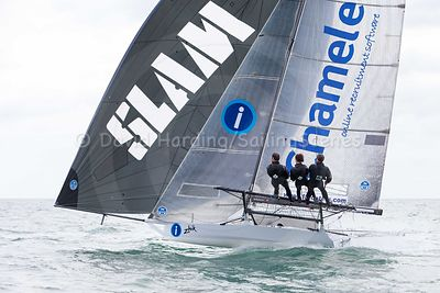 18FT SKIFF EUROPEAN GRAND PRIX – SANDBANKS (ALL PHOTOS) photos